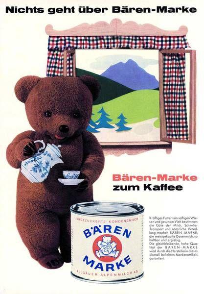 Der Bär war so süüß, ich wollte ihn immer  haben!