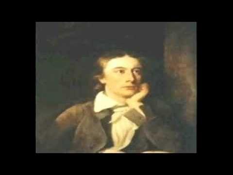 John Keats - BRIGHT STAR, WOULD I WERE STEDFAST -poem