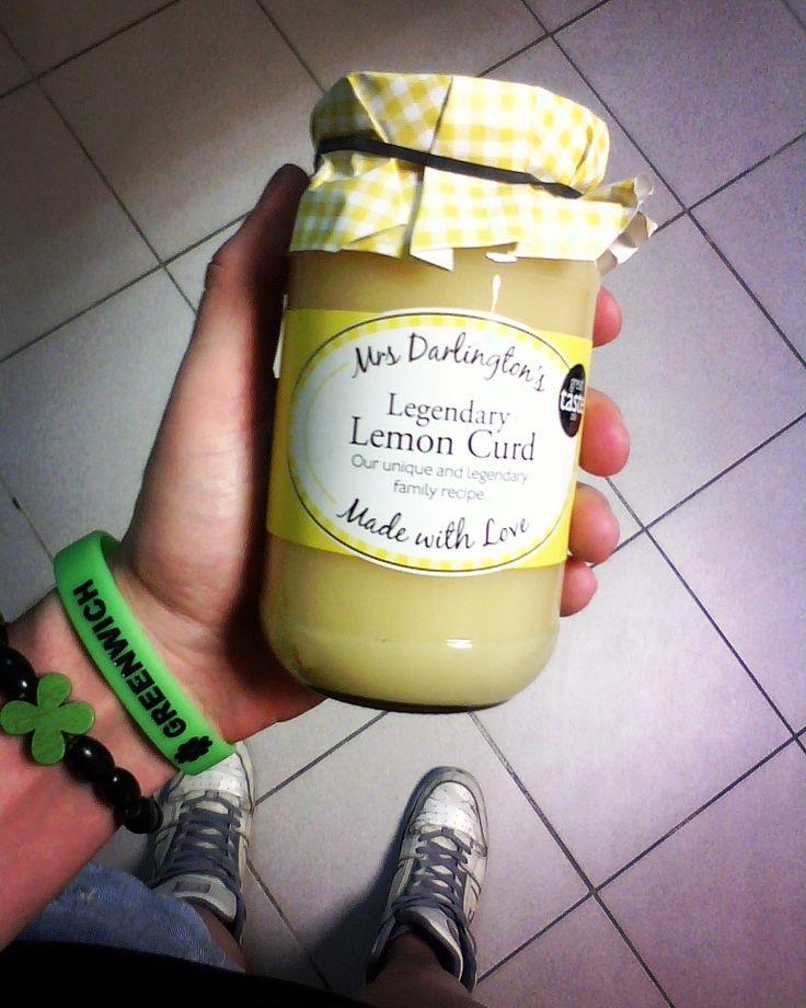 до безумия вкусный #лимонныйкурд! Восхитительный вкус)))#шикарная начинка для кексов и пирогов!  Для меня же - это хочется есть ложкой, не останавливаясь))