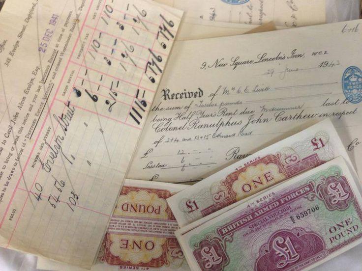 Antiques Notes