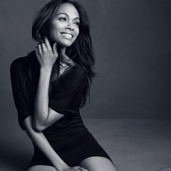 Image result for #Zoe Saldana gets tattoo of husband's face
