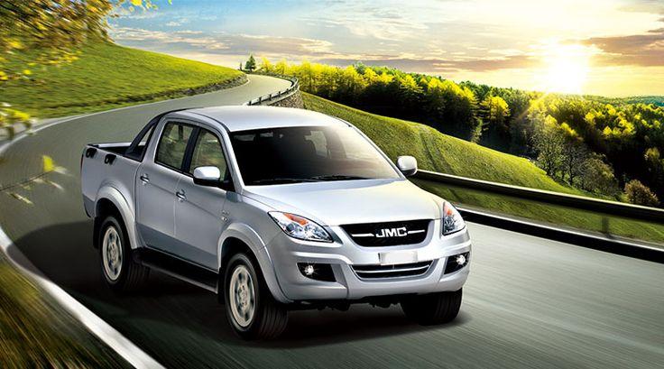 Quality Pre-Owned Cars Centurion   Car Sales Pretoria   Vehicle Service Gauteng   Sell Your Car JMC Vigus R279 990 Double Cab SLX
