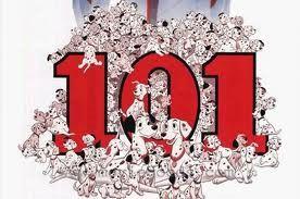 """La carica dei 101 è un film d'animazione Disney del 1961, tratto dal romanzo di Dodie Smith """"I cento e una dalmata"""""""