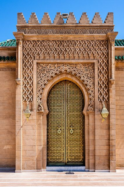 Rabat - Mausoleo di Mohammed V   Flickr - Photo Sharing!