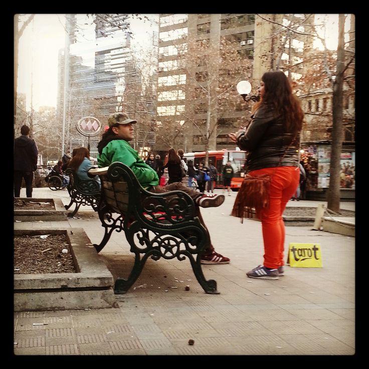 Tarot readings outside of the metro   www.bayessence.com