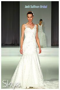 SKYE / Wedding Dresses / Mercedes Fashion Festival / Jack Sullivan Bridal