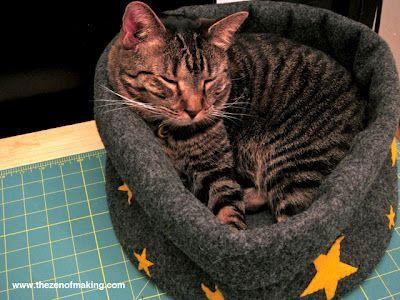 Magical 3-in-1 Cat Bed