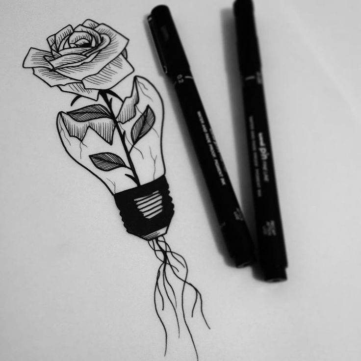 Flower x lamp