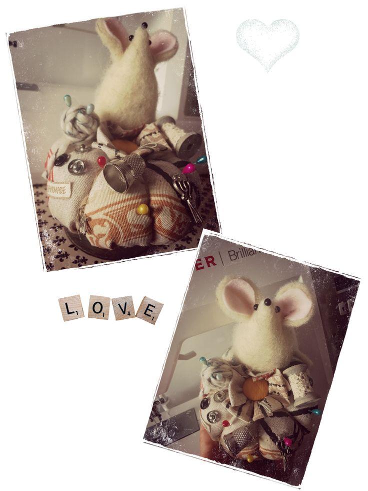 pincushion mouse