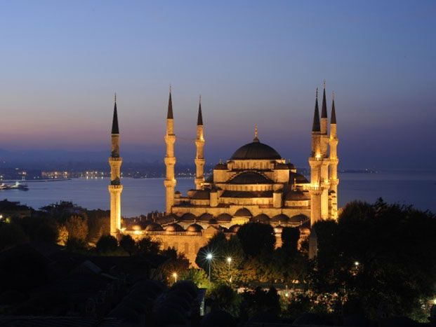 Blue Mosque Tours by TheTurkeyTours.com