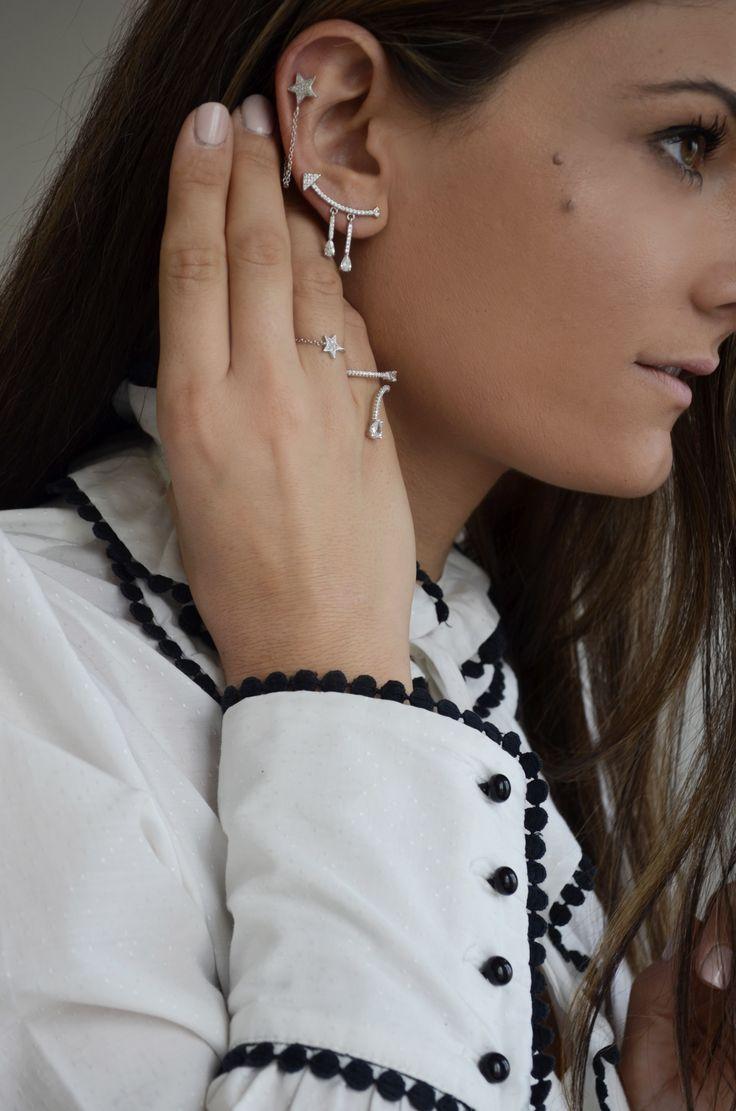 #jewelry, #gold, #sparkling, #lady, #earrings, #pearl, #necklace, #kritsimisjewellery, #kritsimis, kritsimis.gr, seekforgold.com