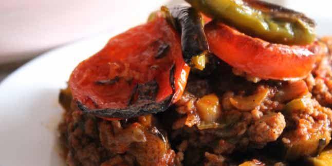 Patlıcanlı Oturtma Tarifi – Patlıcanlı Oturtma Nasıl Yapılır