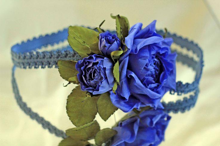 """#Роза из шелка """"Солнечный пунш"""" #silkflower #rose #silkrose #flower #crown#hoop #brooch #ZeLady #handmade #handmadegifts #handmadeflower #flowercrown#flowerassesories #цветочныеаксессуары #цветыручнойработы #цветыназаказ #цветокнаруку"""