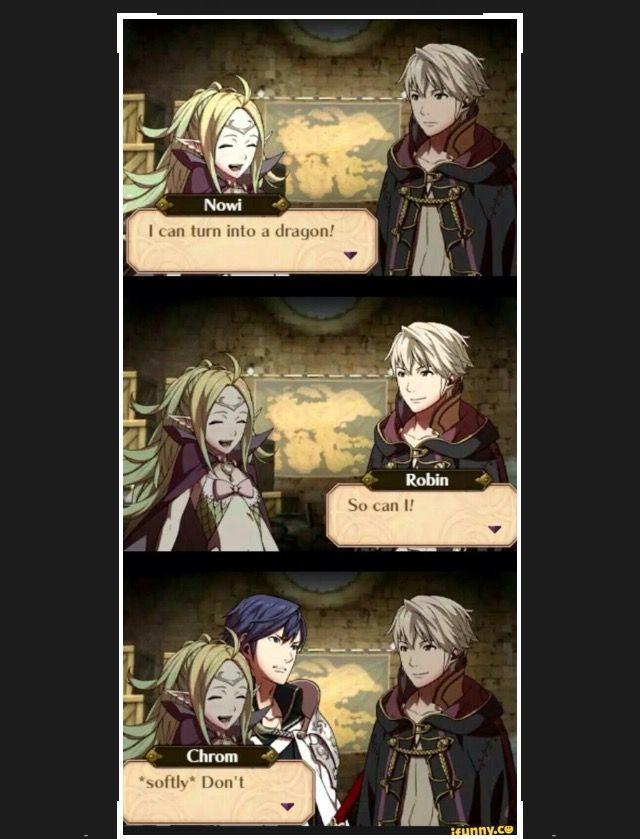 *Robin please no*                                                                                                                                                                                 More