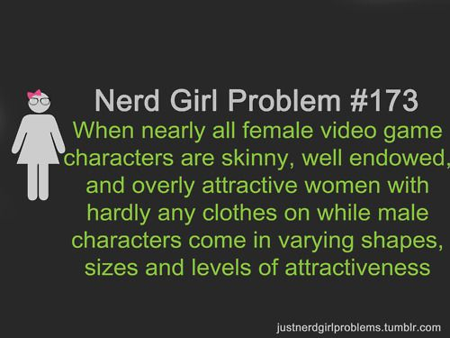 NGP -- totally hate this! Though, I admit to a few fangirl crushes on a few characters ... *coughLaraCroftcoughcough*