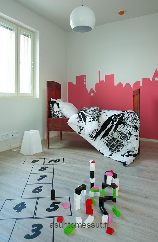 Passiiivikivitalo Skaala - Makuuhuone 3 | Asuntomessut