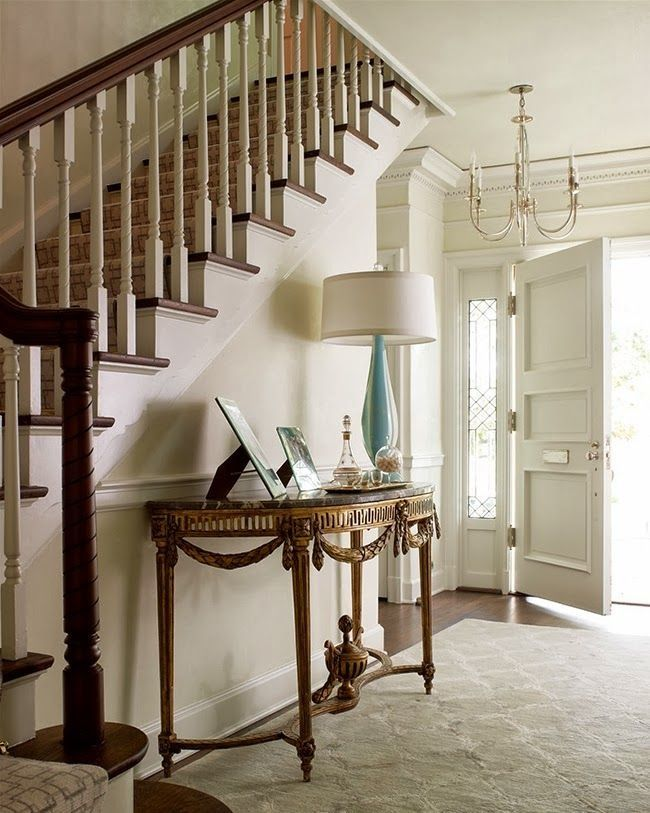 Fantastic Foyer Ideas To Make The Perfect First Impression: 1000+ Ideas About Foyer Table Decor On Pinterest