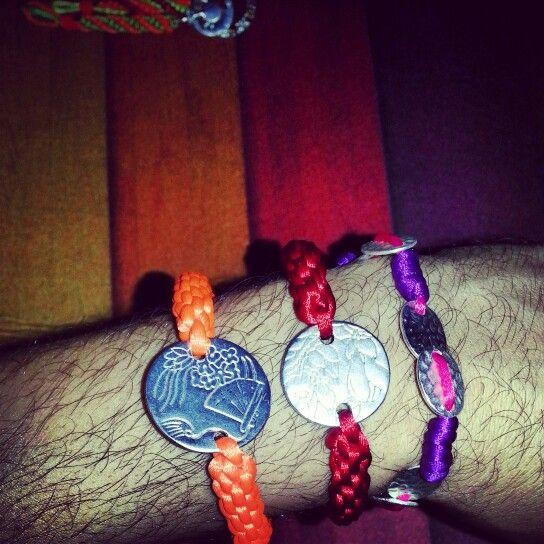 Nuevas pulseras