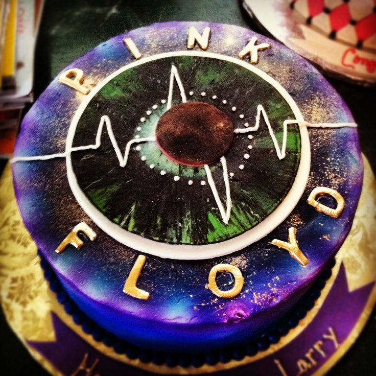Pink Floyd Cake Images : Pink Floyd Cake My Cakes Pinterest Awesome things ...