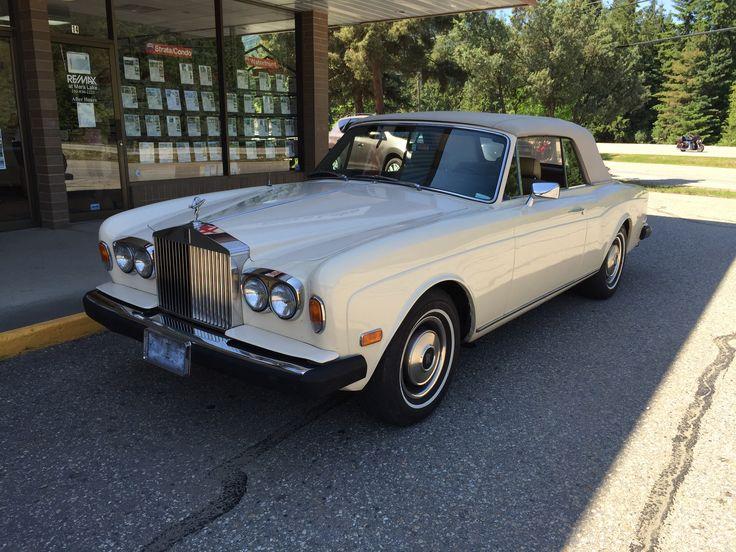 1974 Rolls Royce Corniche Convertible (The Singbeil Collection)
