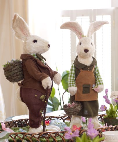 215 best valerie parr hill decor qvc images on pinterest large bunnies will add a touch of spring to your home h198997 http negle Choice Image