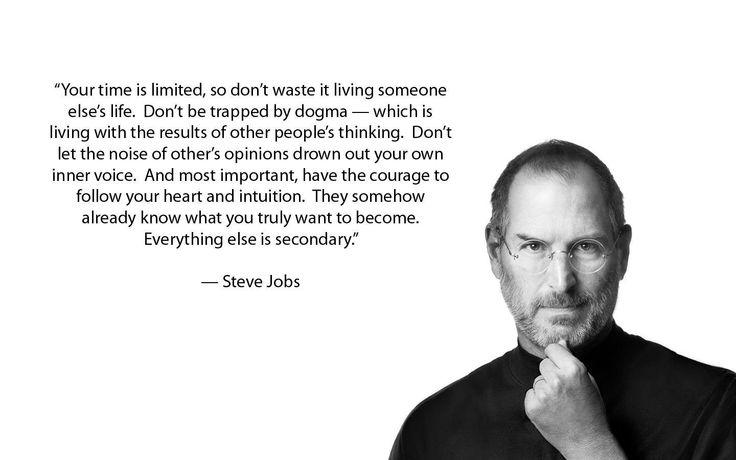 Steve Jobs Quotes | wallpaperxy.com
