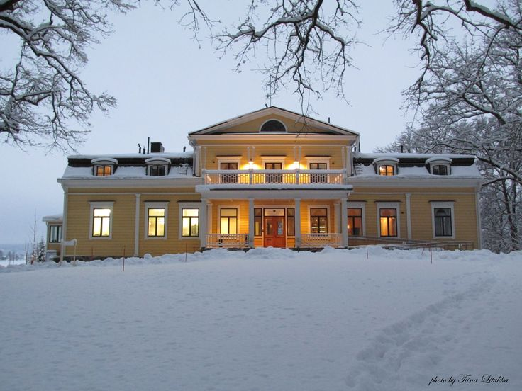 Mukkulan kartano, Lahti. Finland http://www.mukkulankartano.fi/fi/kartano/historia