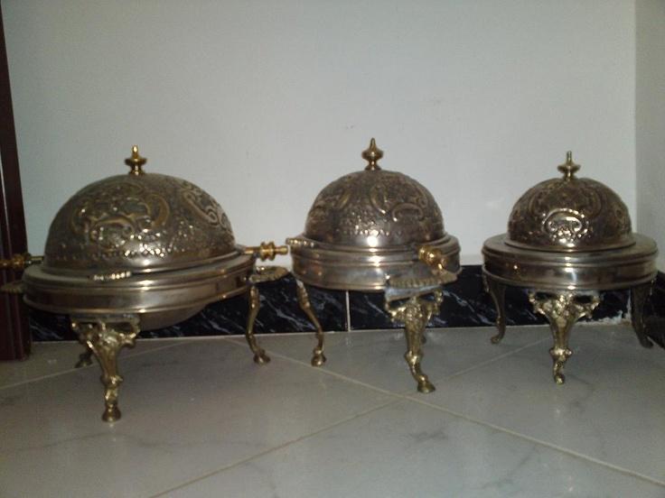Boites amovibles artisanat juif marocain du début du XXème siècle.