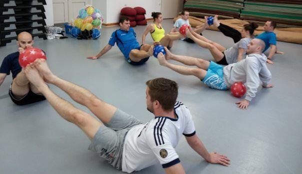 Tananyagfejlesztés - Mindennapos... - Játékos... - 4. | Sporttudományi képzés fejlesztése a Dunántúlon