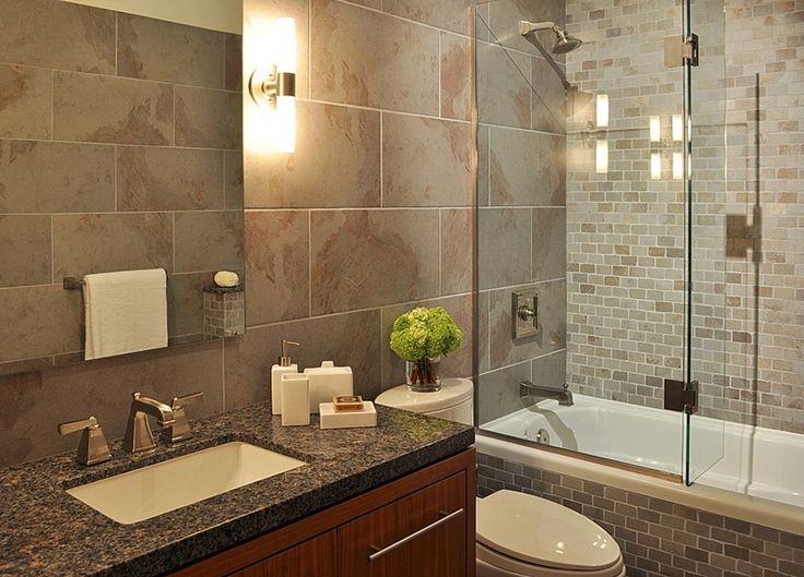 Photo Album Gallery  x wall tile Raven Inside Interior Design contemporary bathroom vancouver Claudia Leccacorvi