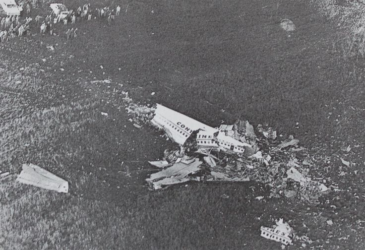 Missouri 22 May 1962 Continental Airlines Flight 11 A