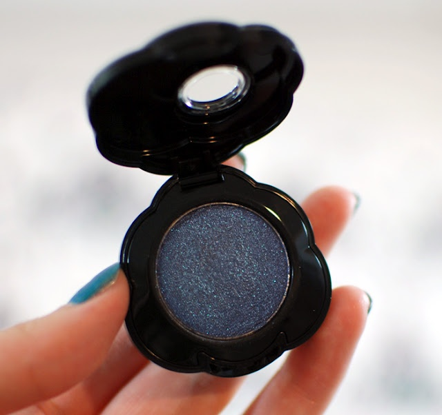 Too Faced Exotic Color Intense Shadow Single in Midnight Mist #SephoraColorWash: Mists Sephoracolorwash, Exotic Colors, Colors Intense