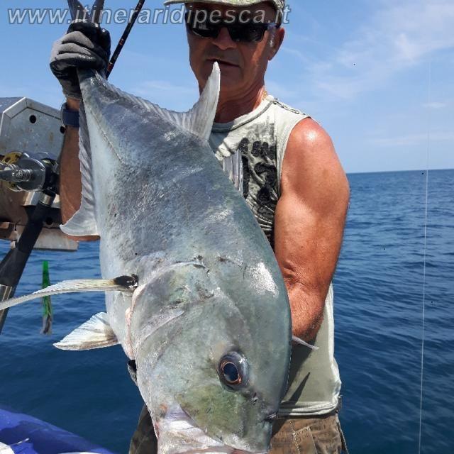 Isole Mitsio - Madagascar - Bolentino pesante pesca fishing