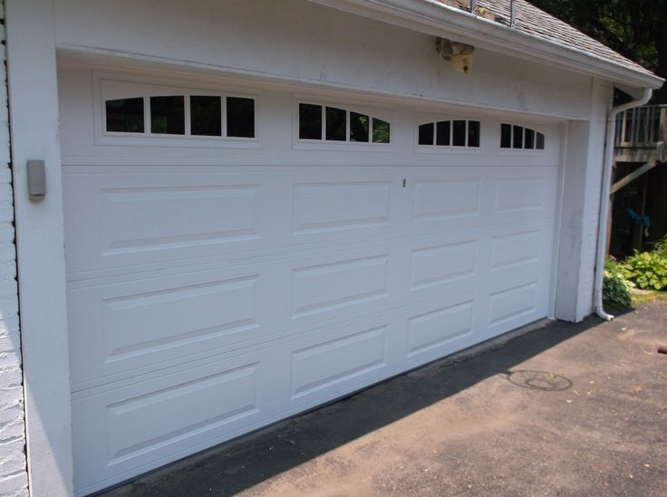 Amarr 3000 Garage Door Installed By Thomas V Giel Garage