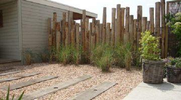 11 Super coole Ideen, um deinen Gartenzaun aufzuwerten! – Tanja Schöll