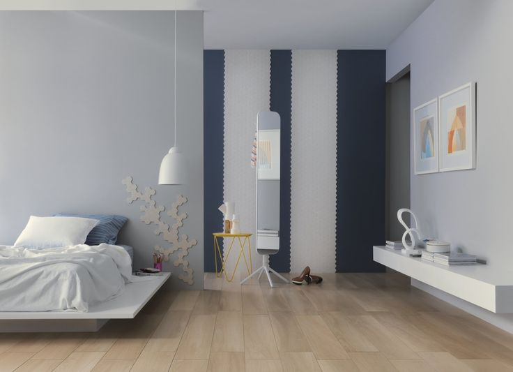 Cool wood tiles for the home - These are the Portobello EcoWood tiles