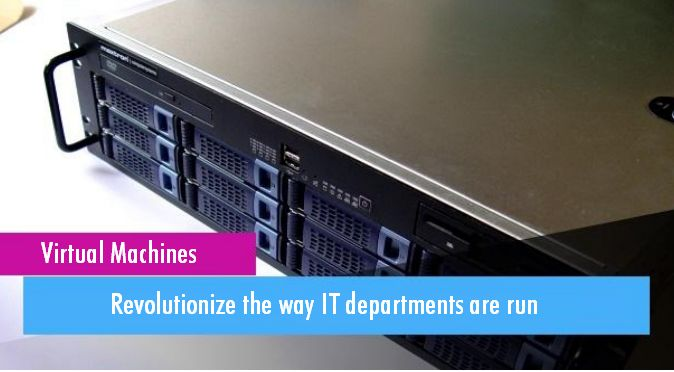 Upgrade Your #IT department with Virtual Machines!  How can #VirtualMachines aid your #business? Discover the various #virtualization benefits and how you can take advantage of them!