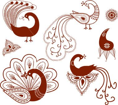 Devi's blog: Mehendi Symbols, Patterns and meanings