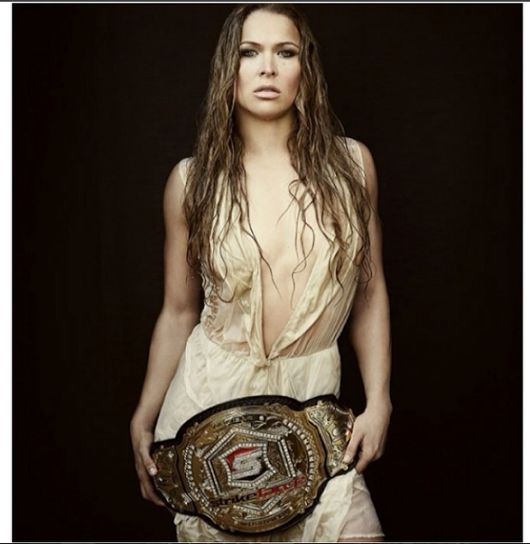 3 of the hottest pictures of Ronda Rousey https://goo.gl/KNbhbN - MMA FANatic - Google+