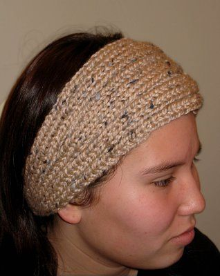 17 Best images about Knitting Headbands & Earwarmers on Pinterest Free ...