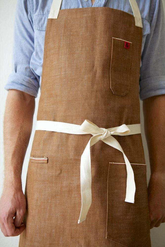 Hedley & Bennett - J. Dory limited edition. Towel loop inspiration.