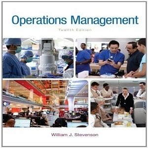 40 Free Test Bank for Operations Management 12th Edition Stevenson multiple choice questions to help student take fully understanding of this textbook by practicing free operations management test bank samples and automatic answers. This is an online homework that you just need to answer each question with choosing one of four options in the question, and then take full automatic answers to check your result by clicking in the submit button.