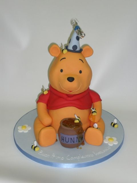 31 Best Images About Winnie The Pooh Treats On Pinterest