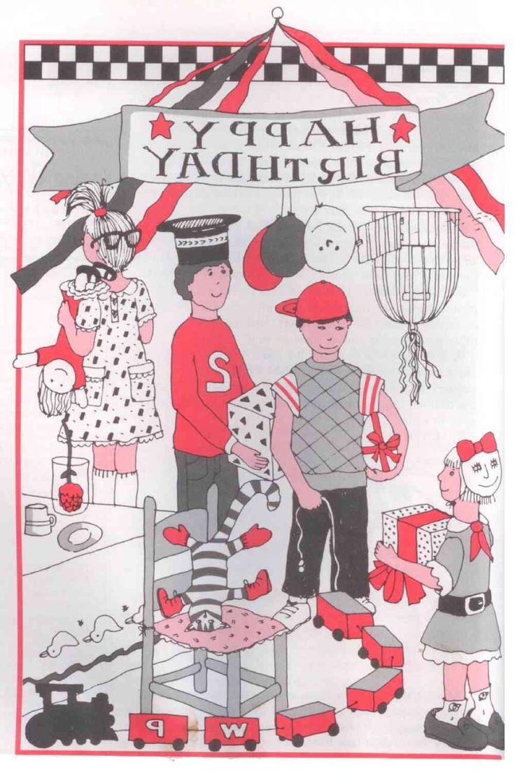 Een andersom-kinderfeestje vinden de meeste kinderen geweldig!
