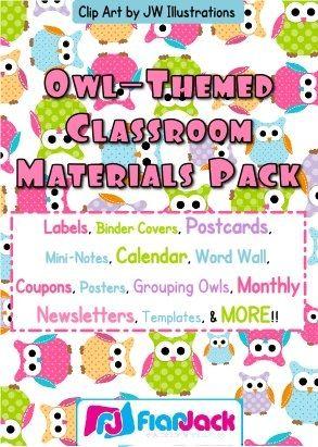 17 Best ideas about Owl Theme Classroom on Pinterest | Owl ...