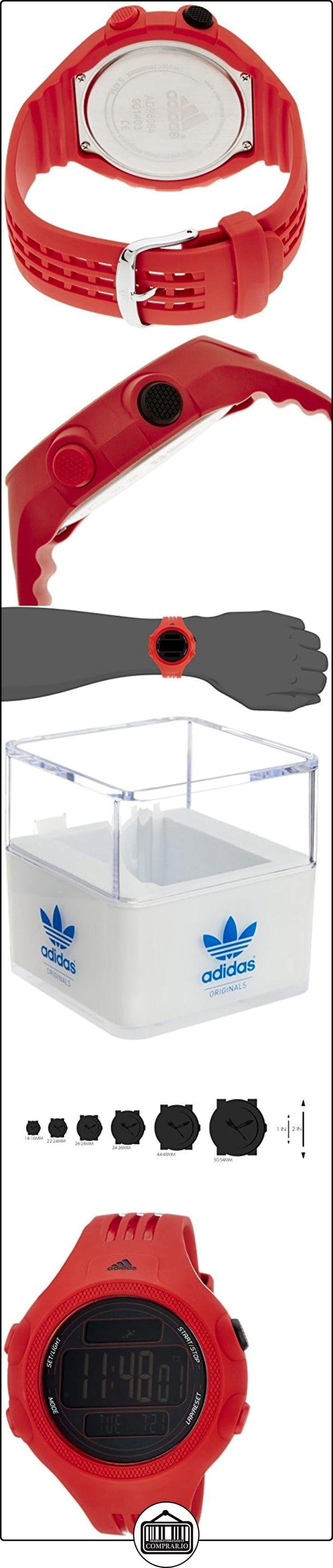 Adidas De los hombres Questra Digital Casual Cuarzo Reloj ADP6084  ✿ Relojes para hombre - (Gama media/alta) ✿