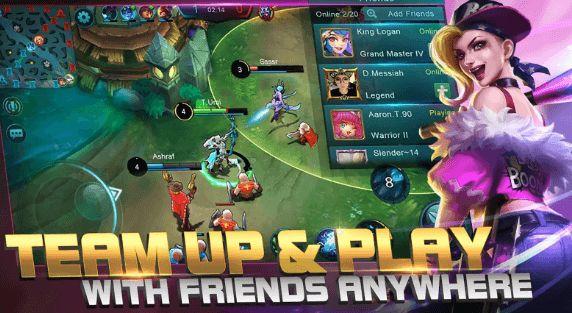 cara bermain game mobile legends