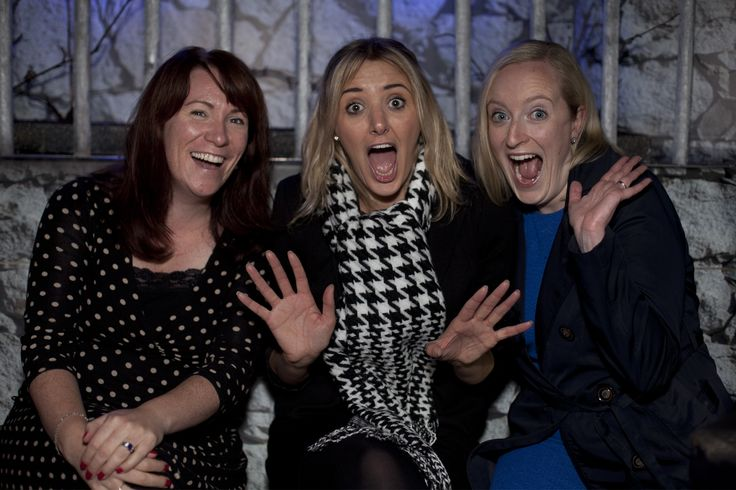 Passengers on-board the Dublin Ghostbus Tour are in a for plenty of frights... or laughs... or a mixture of both!! #Dublin #LoveDublin #VisitDublin #Ghostbus #DublinSightseeing