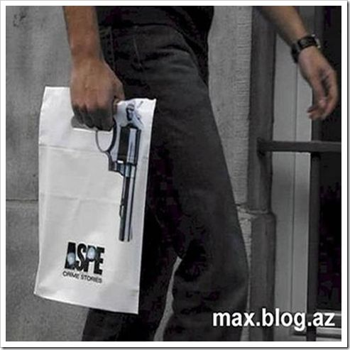 bolsa arma