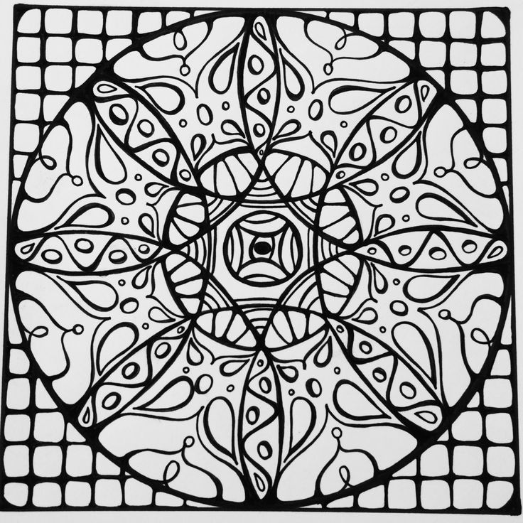 44 Best Mandala Templates Images On Pinterest